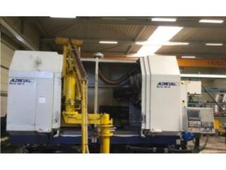 Marógép Alzmetall BAZ 35 CNC LB, Gyárt. é.  2000-1