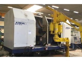 Marógép Alzmetall BAZ 35 CNC LB, Gyárt. é.  2000-2
