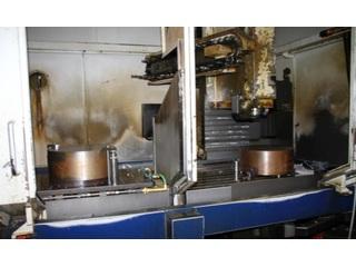 Marógép Alzmetall BAZ 35 CNC LB, Gyárt. é.  2000-3