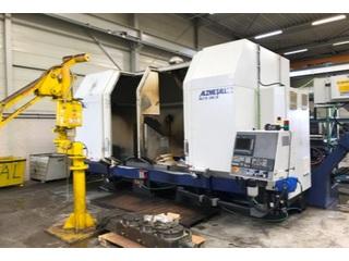 Marógép Alzmetall BAZ 35 CNC LB, Gyárt. é.  2000-5