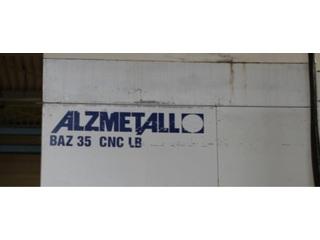 Marógép Alzmetall BAZ 35 CNC LB, Gyárt. é.  2000-10