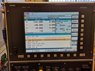 Marógép Axa VHC 3 - 5000 XTS 50, Gyárt. é.  2006-5