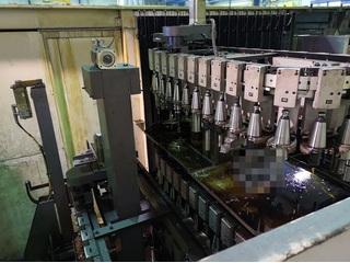 Marógép Axa VHC 3 - 5000 XTS 50, Gyárt. é.  2006-6