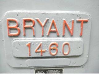 Köszörűgép Bryant 1460-7