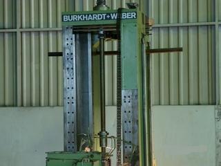 Burkhardt & Weber Fúró gép-3
