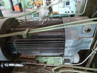 Burkhardt & Weber Fúró gép-8