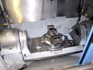 Marógép Chiron FZ 12K-S 5 AX high speed, Gyárt. é.  2010-1