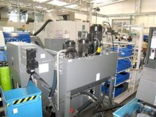Marógép Chiron FZ 12K-S 5 AX high speed, Gyárt. é.  2010-7