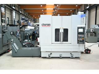 Marógép Chiron Mill FX 800 baseline, Gyárt. é.  2016-0