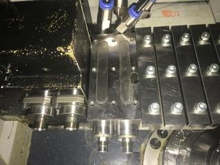 Esztergagép Citizen Cincom B 20 V+-4