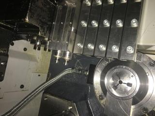 Esztergagép Citizen Cincom B 20 V+-6
