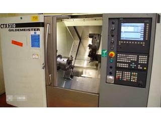 Esztergagép DMG CTX 310 V3-2