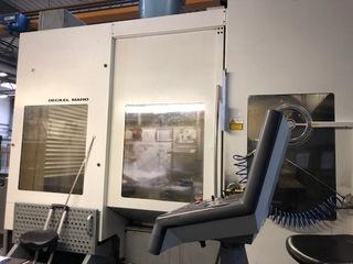 Marógép DMG DMC 200 U  2 apc, Gyárt. é.  2002-6