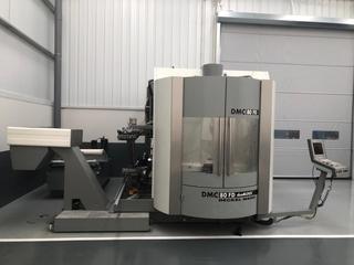 Marógép DMG DMC 80 FD doublock, Gyárt. é.  2005-1