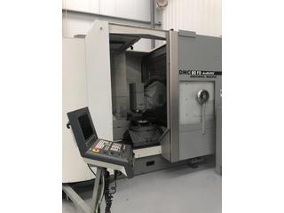 Marógép DMG DMC 80 FD doublock, Gyárt. é.  2005-5