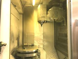 Marógép DMG DMC 80 U duoBlock, Gyárt. é.  2007-1