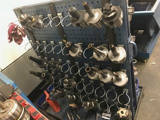 Marógép DMG DMC 80 U duoBlock, Gyárt. é.  2007-8