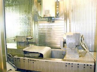 Marógép DMG DMF 360 linear, Gyárt. é.  2004-1