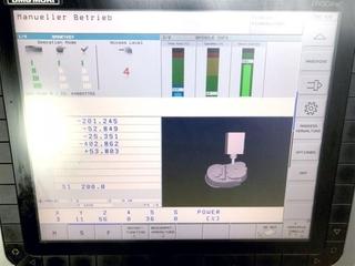 Marógép DMG DMU 40 evo, Gyárt. é.  2012-6