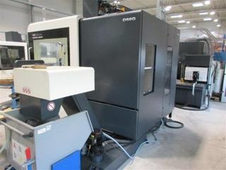 Marógép DMG HSC 75 linear, Gyárt. é.  2009-5