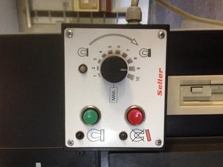 Köszörűgép Danobat PSG 1000-8