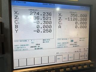 Esztergagép Doosan Puma MX 2500 ST-6