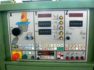 Köszörűgép ELB , Typ SWN 8 NPC-K Flachschleifer generalüberholt-3
