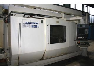 Köszörűgép Emag - Karstens HG 306 A-6