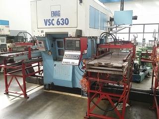 Esztergagép Emag VSC 630 x 2-5