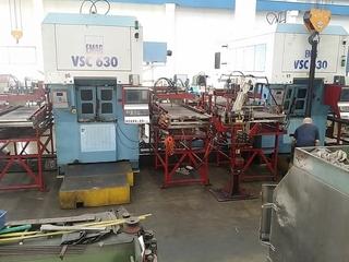 Esztergagép Emag VSC 630 x 2-7