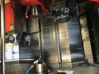 Esztergagép Emco Hyperturn 665 MC-3