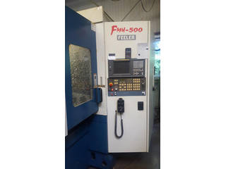 Marógép Feeler FMH 500, Gyárt. é.  2004-3