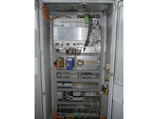 Marógép Hermle U 740, Gyárt. é.  2005-5