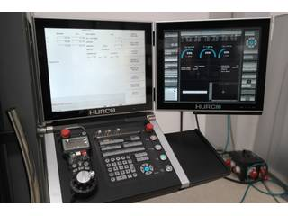 Marógép Hurco BX 40i, Gyárt. é.  2018-4