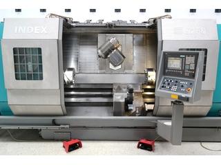 Esztergagép Index G 250-6