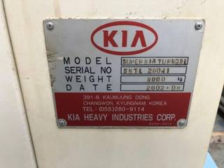 Esztergagép KIA Turn 28 L-11