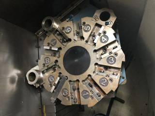 Esztergagép KIA Turn 28 L-8