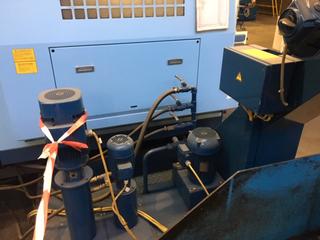 Marógép Matsuura RA 3 G II, Gyárt. é.  1999-5