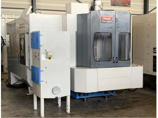 Marógép Mazak FH 4800, Gyárt. é.  2001-0