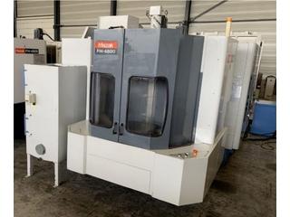 Marógép Mazak FH 4800, Gyárt. é.  2001-1