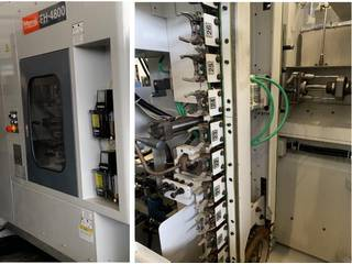 Marógép Mazak FH 4800, Gyárt. é.  2001-6