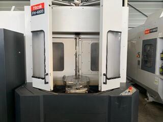 Marógép Mazak FH 4800, Gyárt. é.  2004-1