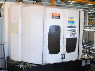 Marógép Mazak FH 8800, Gyárt. é.  2006-0