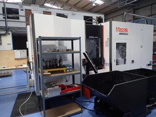 Marógép Mazak HCN 4000, Gyárt. é.  2017-7