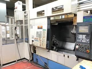 Esztergagép Mazak Integrex 200 SY + Flex - GL 100C-1