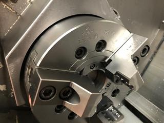 Esztergagép Mazak Integrex 200 SY + Flex - GL 100C-7