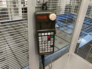 Esztergagép Mazak Integrex 200 SY + Flex - GL 100C-10