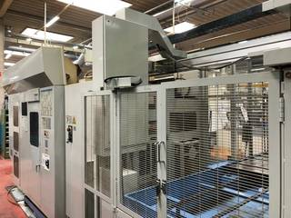 Esztergagép Mazak Integrex 200 SY + Flex - GL 100C-11