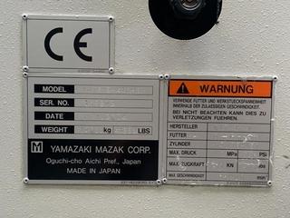 Esztergagép Mazak Integrex e-410 HS multi tasking-11