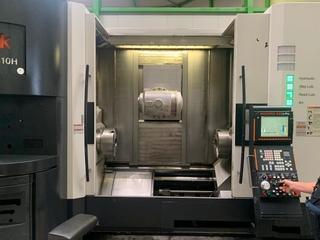 Esztergagép Mazak Integrex e-410 HS multi tasking-1
